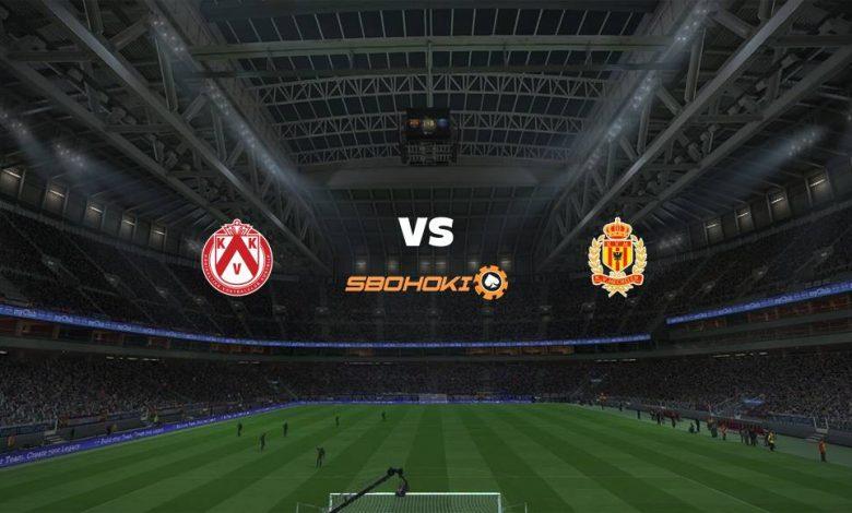 Live Streaming KV Kortrijk vs KV Mechelen 15 April 2021 1