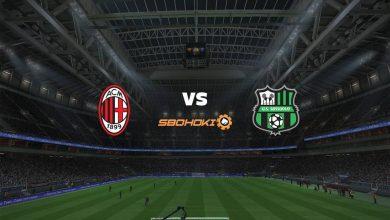 Photo of Live Streaming  Milan vs Sassuolo 21 April 2021