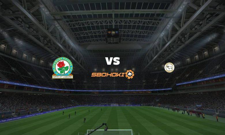 Live Streaming Blackburn Rovers vs Derby County 16 April 2021 1