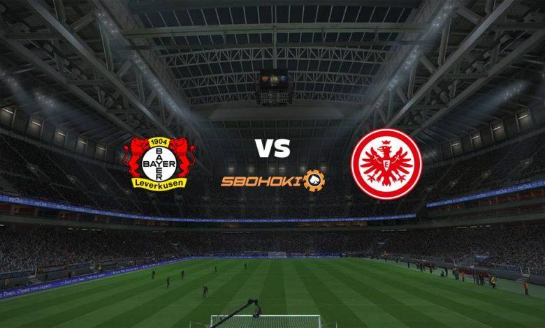 Live Streaming Bayer Leverkusen vs Eintracht Frankfurt 24 April 2021 1
