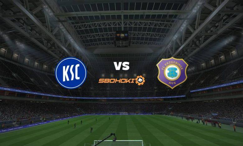 Live Streaming Karlsruher SC vs FC Erzgebirge Aue 17 April 2021 1