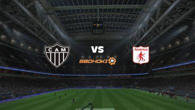 Photo of Live Streaming  Atlético-MG vs América de Cali 27 April 2021