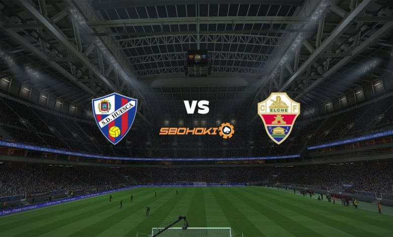 Live Streaming Huesca vs Elche 9 April 2021 1