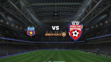 Photo of Live Streaming  FCSB vs FC Botosani 18 April 2021