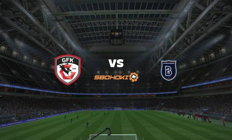 Live Streaming Gazisehir Gaziantep vs Istanbul Basaksehir 8 April 2021 1