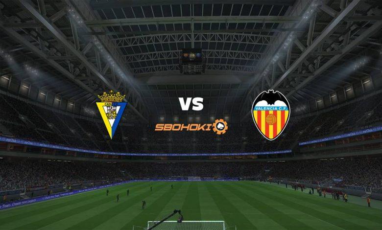 Live Streaming Cdiz vs Valencia 4 April 2021 1