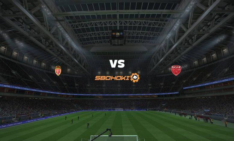 Live Streaming AS Monaco vs Dijon 11 April 2021 1