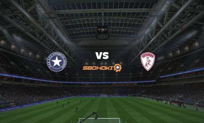 Live Streaming Atromitos vs Larissa FC 10 April 2021 1