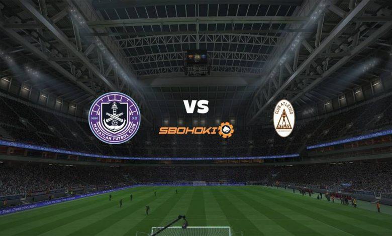 Live Streaming Mazatln FC vs Atlas 17 April 2021 1