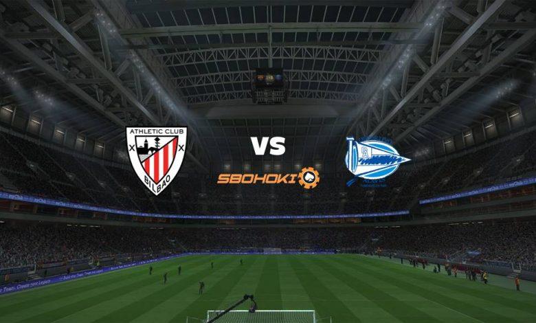 Live Streaming Athletic Bilbao vs Alavs 10 April 2021 1