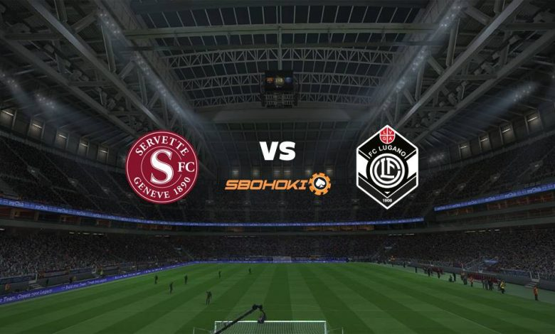 Live Streaming Servette vs FC Lugano 4 April 2021 1