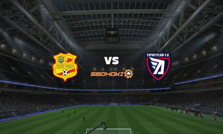 Live Streaming Atltico Morelia vs Tepatitln FC 16 April 2021 1