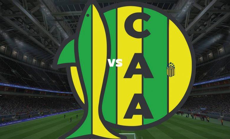 Live Streaming Aldosivi vs Rosario Central 16 April 2021 1