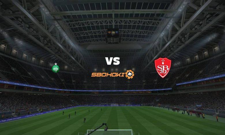 Live Streaming St Etienne vs Brest 24 April 2021 1