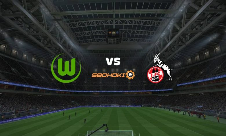 Live Streaming Wolfsburg vs FC Cologne 3 April 2021 1