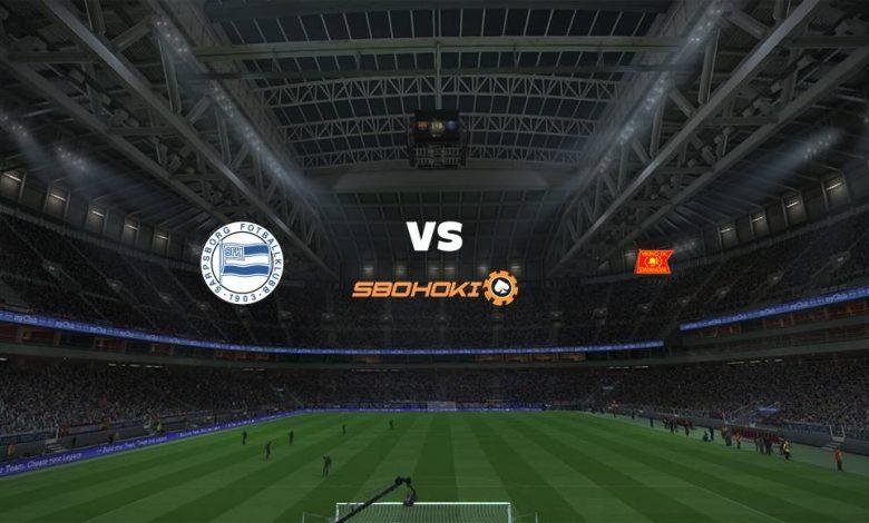Live Streaming Sarpsborg FK vs Viking FK (PPD) 5 April 2021 1