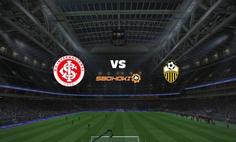 Live Streaming Internacional vs Deportivo Tchira 28 April 2021 1