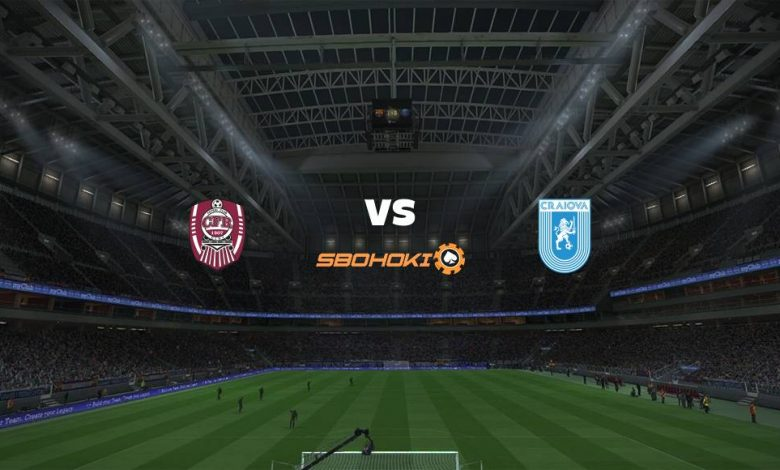 Live Streaming CFR Cluj-Napoca vs Universitatea Craiova 24 April 2021 1