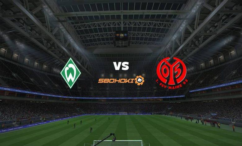 Live Streaming Werder Bremen vs Mainz 21 April 2021 1