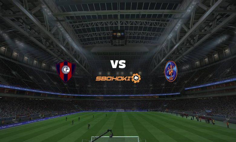 Live Streaming Cerro Porteo vs Deportivo La Guaira 29 April 2021 1