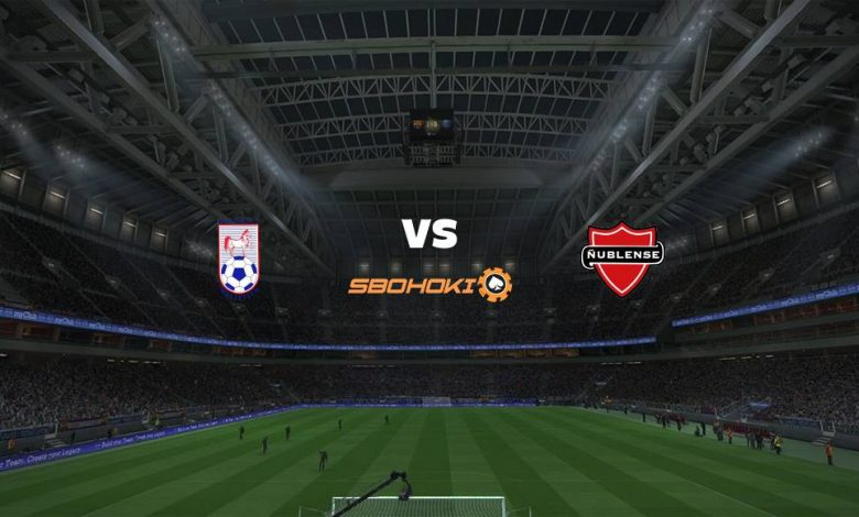 Live Streaming Melipilla vs ublense 3 April 2021 1