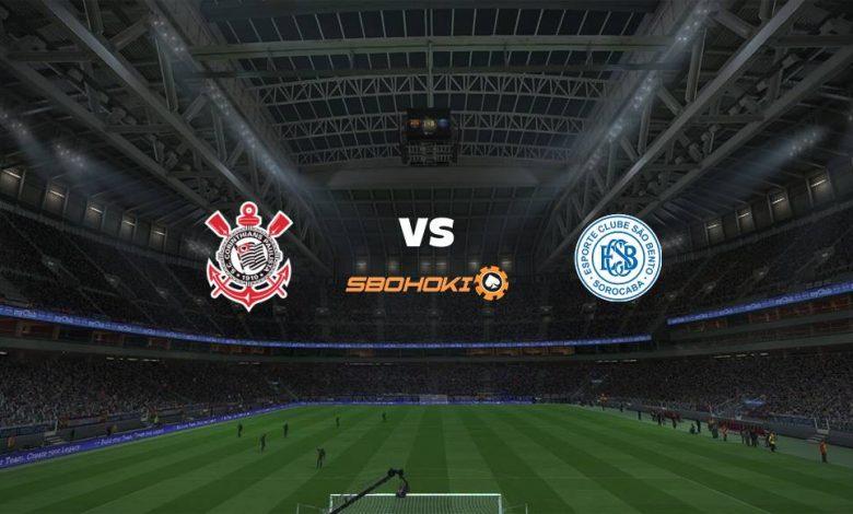 Live Streaming Corinthians vs So Bento 16 April 2021 1