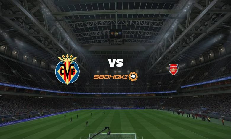 Live Streaming  Villarreal vs Arsenal 29 April 2021 1