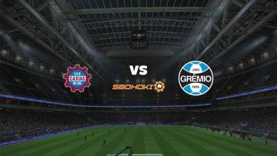Photo of Live Streaming  Caxias do Sul vs Grêmio 16 April 2021
