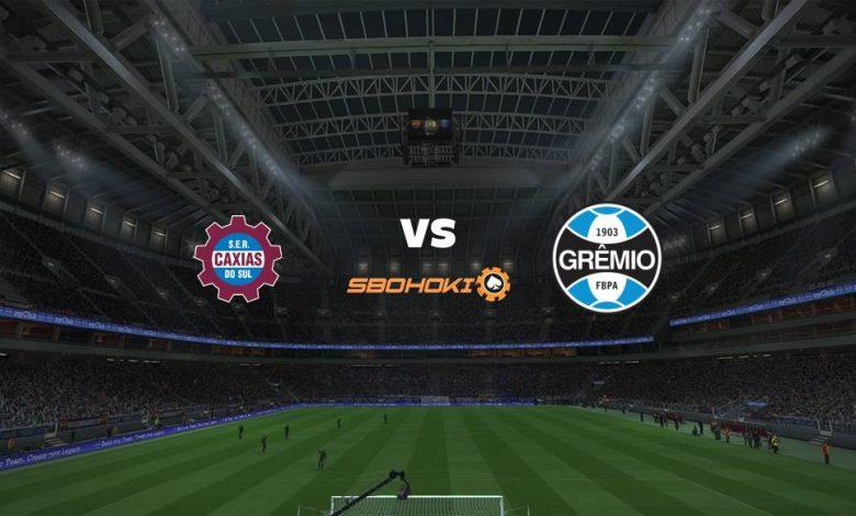 Live Streaming  Caxias do Sul vs Grêmio 16 April 2021 1