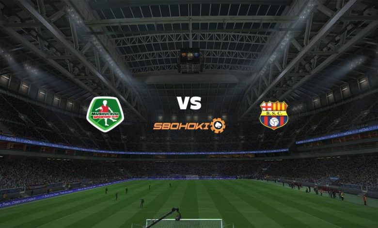 Live Streaming Mushuc Runa vs Barcelona SC 17 April 2021 1