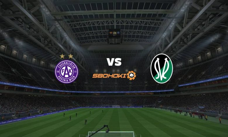 Live Streaming Austria Vienna vs SV Josko Ried 20 April 2021 1