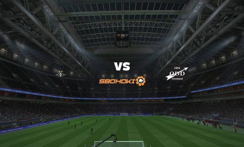 Live Streaming Rosenborg vs Odds BK 15 April 2021 1