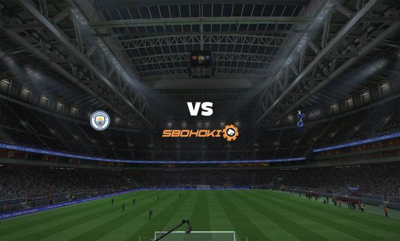 Live Streaming Manchester City vs Tottenham Hotspur 25 April 2021 1