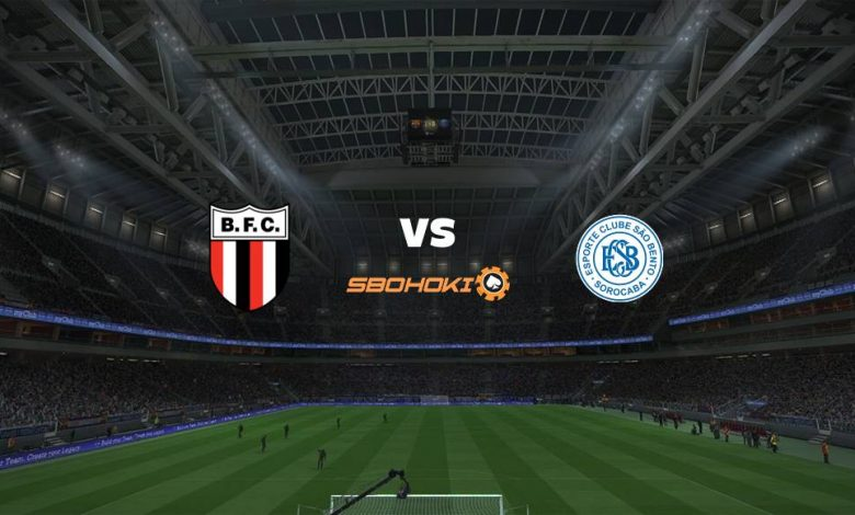 Live Streaming Botafogo SP vs So Bento 11 April 2021 1