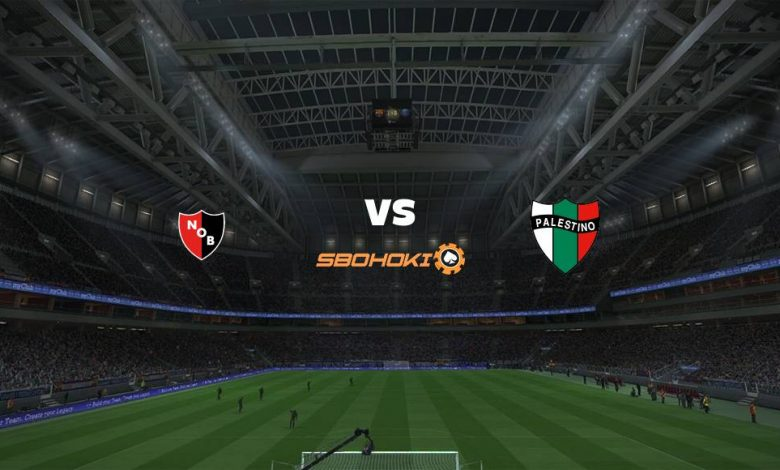 Live Streaming Newell's Old Boys vs Palestino 20 Mei 2021 1