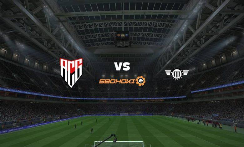 Live Streaming Atltico-GO vs Libertad 19 Mei 2021 1