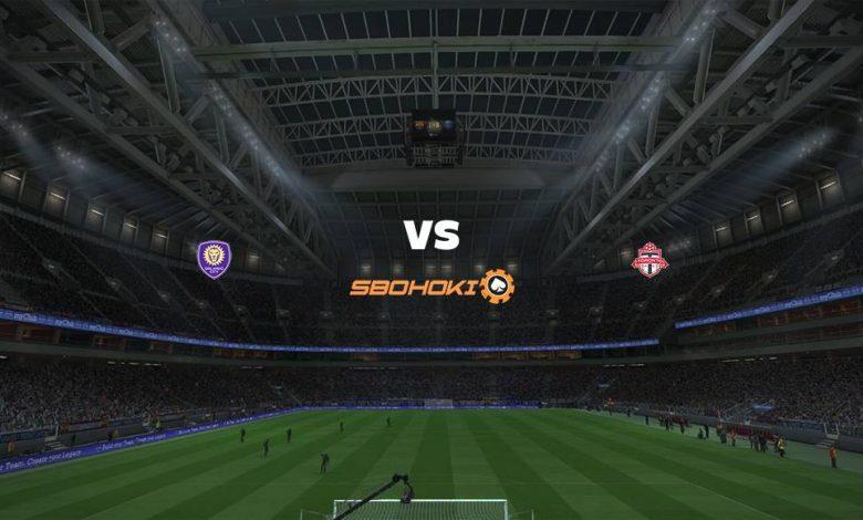 Live Streaming Orlando City SC vs Toronto FC 22 Mei 2021 1