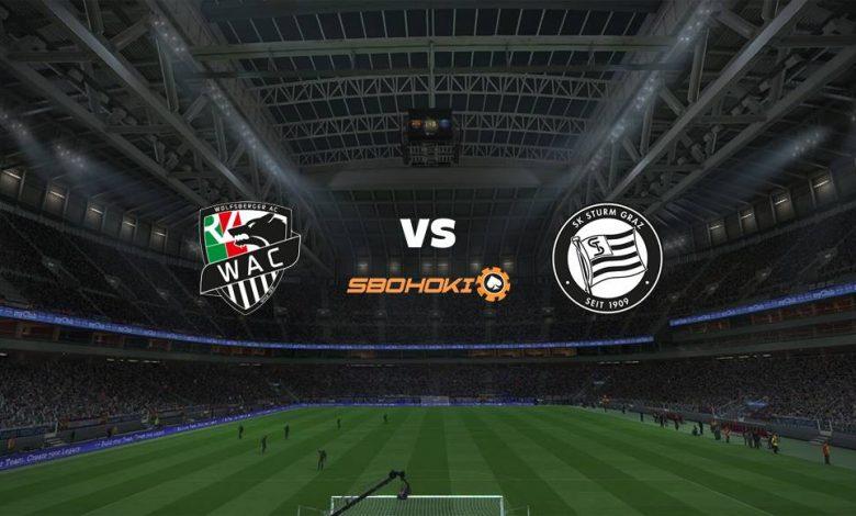 Live Streaming Wolfsberger vs SK Sturm Graz 22 Mei 2021 1
