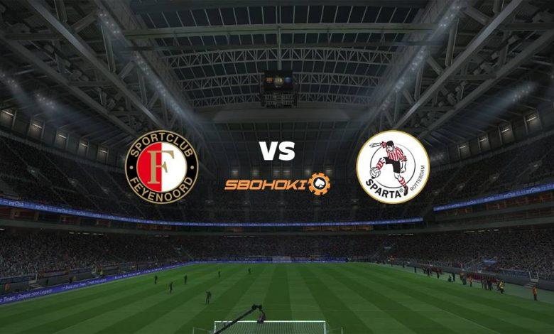 Live Streaming Feyenoord vs Sparta Rotterdam 19 Mei 2021 1