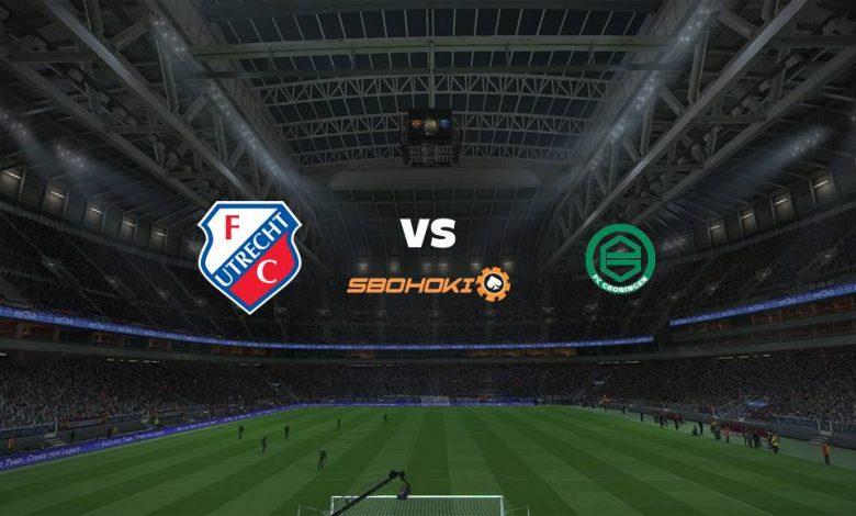 Live Streaming FC Utrecht vs FC Groningen 19 Mei 2021 1