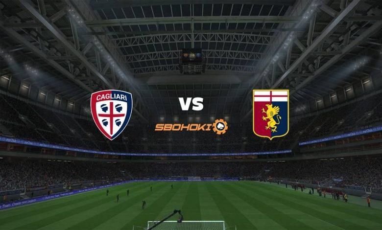 Live Streaming Cagliari vs Genoa 22 Mei 2021 1