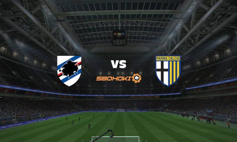 Live Streaming Sampdoria vs Parma 22 Mei 2021 1