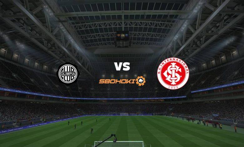 Live Streaming Olimpia vs Internacional 21 Mei 2021 1