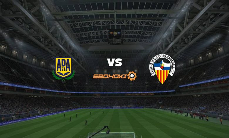 Live Streaming AD Alcorcn vs CD Sabadell 19 Mei 2021 1