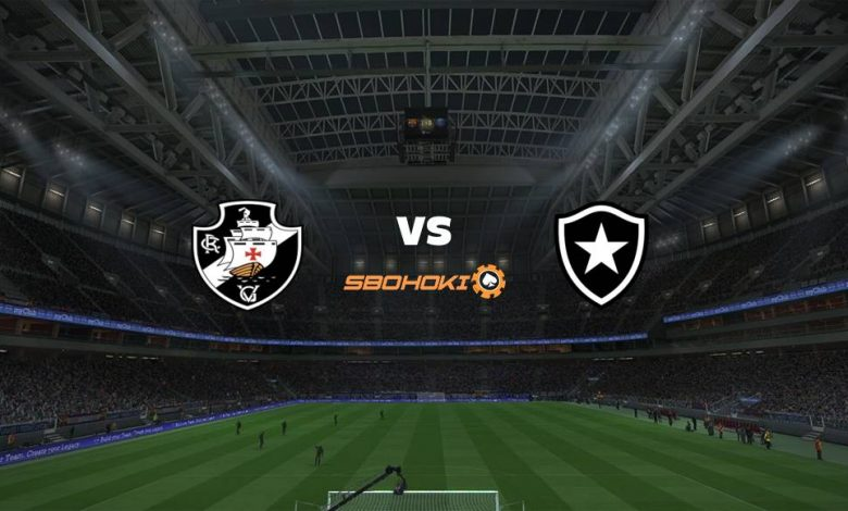 Live Streaming Vasco da Gama vs Botafogo 22 Mei 2021 1