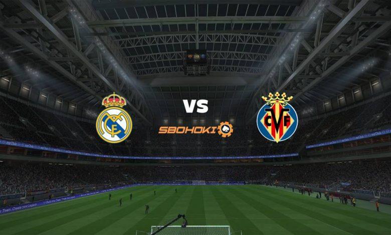 Live Streaming Real Madrid vs Villarreal 22 Mei 2021 1