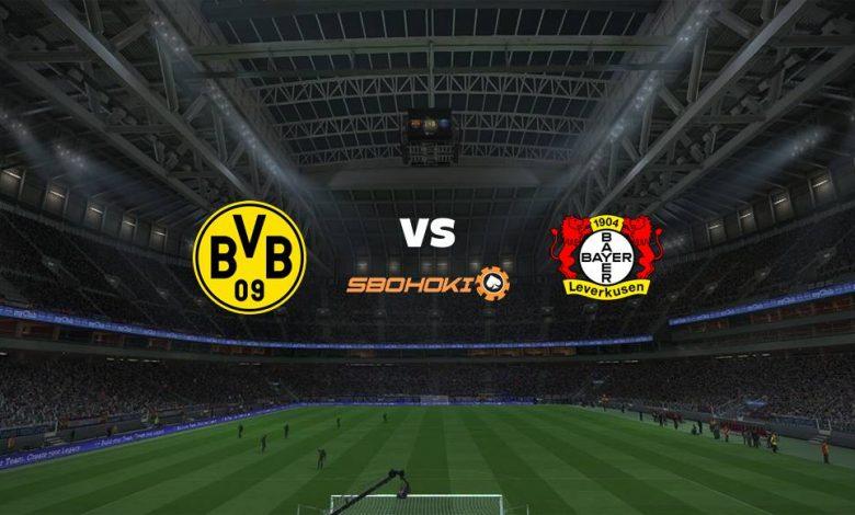 Live Streaming Borussia Dortmund vs Bayer Leverkusen 22 Mei 2021 1