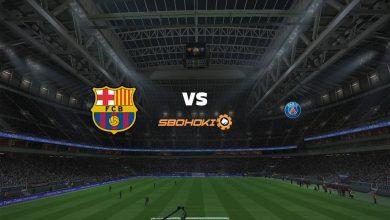 Photo of Live Streaming  Barcelona Women vs Paris Saint-Germain Women 2 Mei 2021