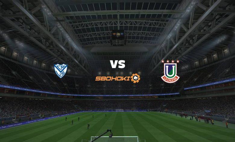 Live Streaming Vlez Sarsfield vs Unin La Calera 19 Mei 2021 1