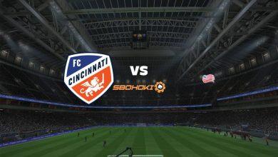 Photo of Live Streaming  FC Cincinnati vs New England Revolution 29 Mei 2021
